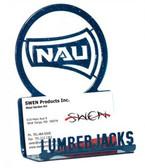 Northern Arizona Lumberjacks Business Card Holder