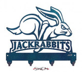 SDSU Jack Rabbits Key Chain Holder Hanger