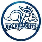 SDSU Jack Rabbits 24 Inch Scenic Art Wall Design