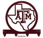 Texas A&M Aggies  Key Chain Holder Hanger