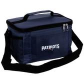 New England Patriots Kolder Kooler Bag 6 Pack Blue