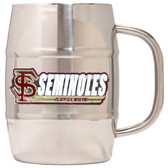 Florida State Seminoles Macho Barrel Mug - 32 oz. - Florida State Seminoles