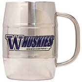 Washington Huskies Macho Barrel Mug - 32 oz. - Washington Huskies