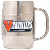 Virginia Cavaliers Macho Barrel Mug - 32 oz. - Virginia Cavaliers