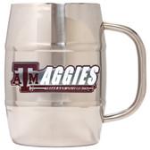 Texas A & M Aggies Macho Barrel Mug - 32 oz. - Texas A & M Aggies