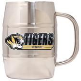 Missouri Tigers Macho Barrel Mug - 32 oz. - Missouri Tigers