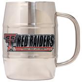 Texas Tech Red Raiders Macho Barrel Mug - 32 oz. - Texas Tech Red Raiders