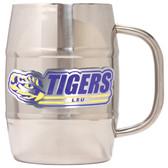 Louisiana State Tigers Macho Barrel Mug - 32 oz. - Louisiana State Tigers