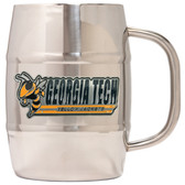 Georgia Tech Yellow Jackets Macho Barrel Mug - 32 oz. - Georgia Tech Yellow Jackets