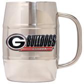 Georgia Bulldogs Macho Barrel Mug - 32 oz. - Georgia Bulldogs
