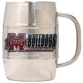 Mississippi State Bulldogs Macho Barrel Mug - 32 oz. - Mississippi State Bulldogs