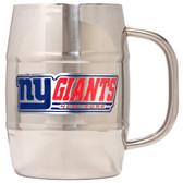 New York Giants Macho Barrel Mug - 32 oz. - New York Giants