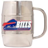 Buffalo Bills Macho Barrel Mug - 32 oz. - Buffalo Bills