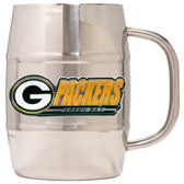 Green Bay Packers Macho Barrel Mug - 32 oz. - Green Bay Packers