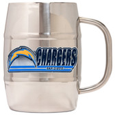 San Diego Chargers Macho Barrel Mug - 32 oz. - San Diego Chargers