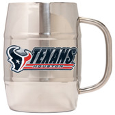 Houston Texans Macho Barrel Mug - 32 oz. - Houston Texans