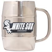 Chicago White Sox Macho Barrel Mug - 32 oz. - Chicago White Sox