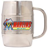 Miami Marlins Macho Barrel Mug - 32 oz. - Miami Marlins