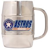 Houston Astros Macho Barrel Mug - 32 oz. - Houston Astros