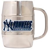 New York Yankees Macho Barrel Mug - 32 oz. - New York Yankees