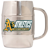 Oakland A's Macho Barrel Mug - 32 oz. - Oakland A's