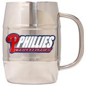 Philadelphia Phillies Macho Barrel Mug - 32 oz. - Philadelphia Phillies
