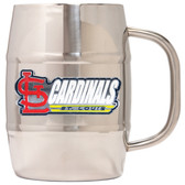 St. Louis Cardinals Macho Barrel Mug - 32 oz. - St. Louis Cardinals
