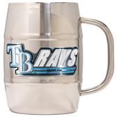 Tampa Bay Rays Macho Barrel Mug - 32 oz. - Tampa Bay Rays