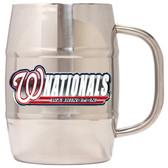 Washington Nationals Macho Barrel Mug - 32 oz. - Washington Nationals