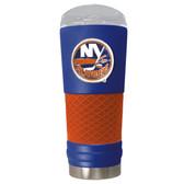 New York Islanders The 24oz Powder Coated DRAFT - Vacuum Insulated Tumbler - New York Islanders