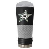 Dallas Stars The 24oz Powder Coated DRAFT - Vacuum Insulated Tumbler - Dallas Stars