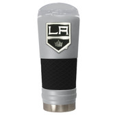 Los Angeles Kings The 24oz Powder Coated DRAFT - Vacuum Insulated Tumbler - Los Angeles Kings