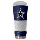 Dallas Cowboys The 24oz Powder Coated DRAFT - Vacuum Insulated Tumbler - Dallas Cowboys