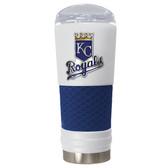 Kansas City Royals The 24oz Powder Coated DRAFT - Vacuum Insulated Tumbler - Kansas City Royals