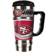 San Francisco 49Ers 20oz Travel Mug