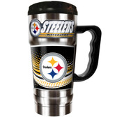 Pittsburgh Steelers 20oz Travel Mug