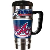 Atlanta Braves  20oz Travel Mug