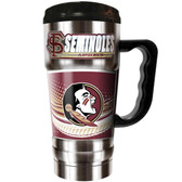 Florida State Seminoles 20oz Travel Mug