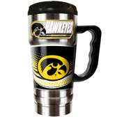 Iowa Hawkeyes 20oz Travel Mug