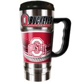 Ohio State Buckeyes 20oz Travel Mug