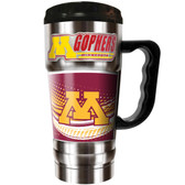 Minnesota Golden Gophers 20oz Travel Mug