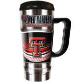 Texas Tech  Red Raiders 20oz Travel Mug
