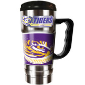LSU Tigers 20oz Travel Mug