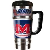 Ole Miss Rebels 20oz Travel Mug