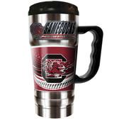 South Carolina Gamecocks 20oz Travel Mug