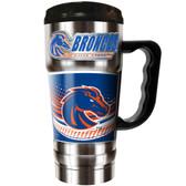Boise State Broncos 20oz Travel Mug