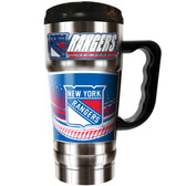 New York Rangers 20oz Champ Travel Mug
