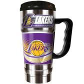 Los Angeles Lakers 20oz Champ Travel Mug
