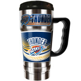 Oklahoma City Thunder 20oz Champ Travel Mug
