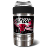 Chicago Bulls 12oz Vacuum Insulated Can Holder